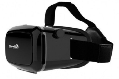 Merlin Immersive 3D (Without Game Pad) Video Glasses