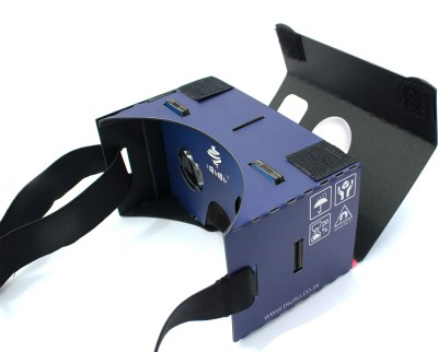 Irusu iCardboard - Inspired by Google cardboard(Smart Glasses)