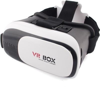 "Influx GoProâ""¢ Virtual Reality 3D VR BOX For Smart phones Cardboard Movie Game Video Glasses"