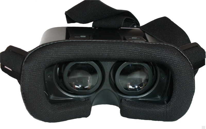 cd traders VR BOX Virtual Reality Player(Smart Glasses)