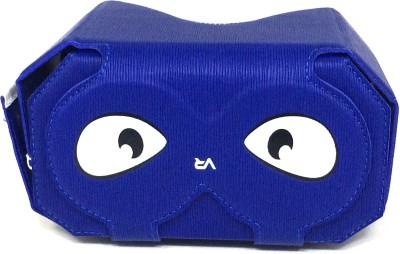 Shrih Foldable 3D Virtual Reality Video Glasses(Multicolor)