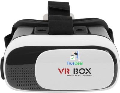 True Deal 3D Virtual Reality (VR) Headset box for all Smartphones Video Glasses