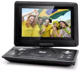 AKC DVD 9.8 9.8 inch DVD Player
