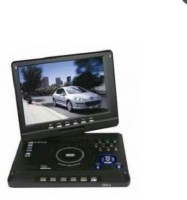 Portable 7.8inch TFT DVD Player With TV Tuner & 3d 7.8 inch DVD Player(Black)