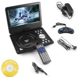 Shrih SH-0106 7.8 inch DVD Player (White...