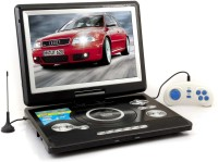 Portable Dvd 7.8 9.8 inch DVD Player(Portable 9.8 Inch Dvd Player Black/Red)