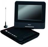 Shrih Video Player 7 inch DVD Player (Bl...