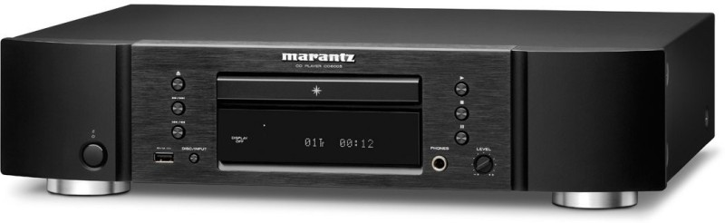 Marantz CD6005 Hi-Fi Compact Disc with USB-A DAC CD Player