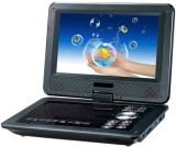 Portable 805 7.8 inch DVD Player (Black)