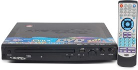 Bexton Super Mini with Front USB 2.0 and Amplifier 2.5 inch DVD Player