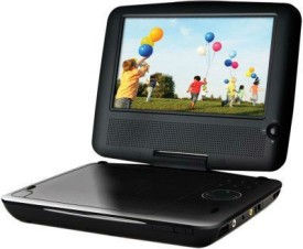 Shrih Portable SH-0225 7 inch DVD Player