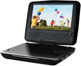 Shrih Portable Black 7 inch DVD Player (...