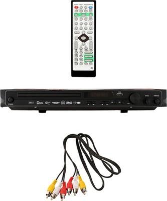 Bexton Slim Multimedia with USB 2.0 2.5 inch DVD Player