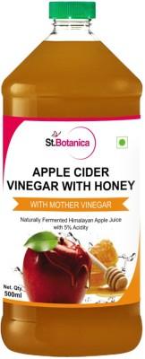 ST Botanica Apple Cider Honey Vinegar 500 ml(Pack of 1)