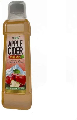 Wow Apple Vinegar 750 ml(Pack of 1)
