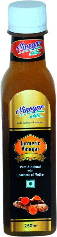 Vinegar Veda Turmeric Vinegar 250 ml(Pack of 1)