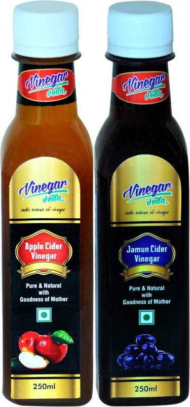 Vinegar Veda AppleJamun Vinegar 500 ml(Pack of 2)