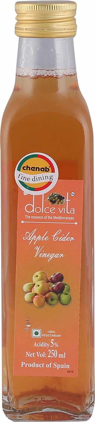 Dolce Vita The Essence Of Mediterranean Vinegar 250 ml