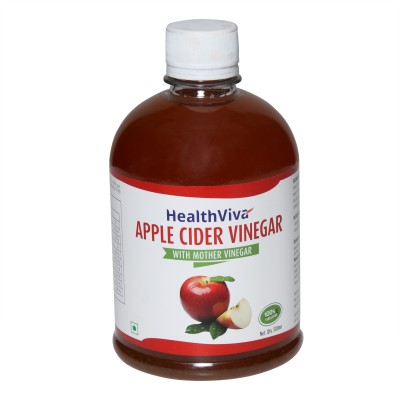 HealthViva Apple Cider Vinegar 500 ml