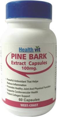 Healthvit Pine Bark Extract 100 mg