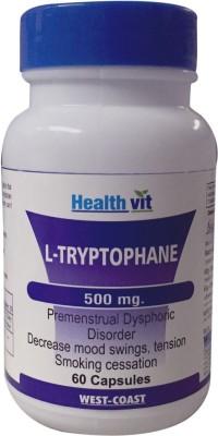 Healthvit L-Tryptophane 500 mg