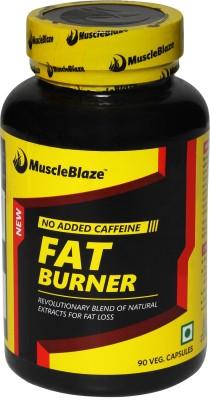 MuscleBlaze Fat Burner With Garcinia Cambogia (750 mg)