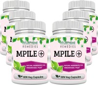Morpheme Remedies Mpile+ 500mg Extract (Pack of 6)(360 No)