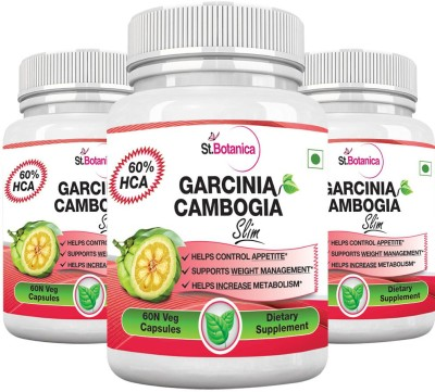 StBotanica Garcinia Cambogia Slim - 500mg Extract