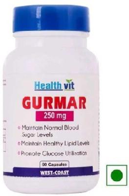 Healthvit Gurmar 250 mg