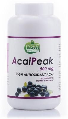 Vista Nutrition Acai Peak 500 mg