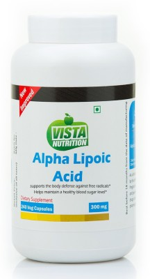 Vista Nutrition Alpha Lipoic Acid