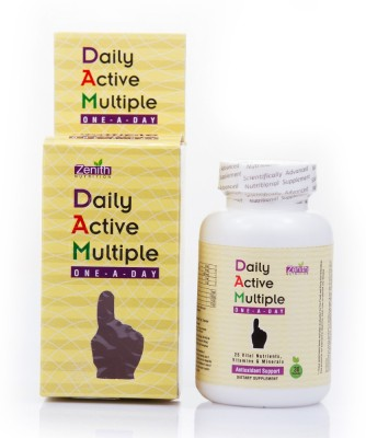 Zenith Nutrition Daily Active Multiple
