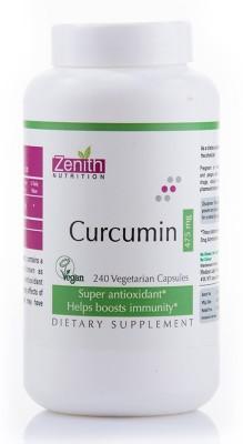 Zenith Nutrition Curcumin 475 mg