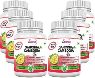 StBotanica Garcinia Cambogia Slim (Pack of 6)