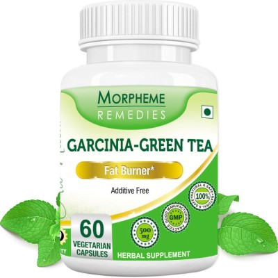 Morpheme Remedies Garcinia-Green Tea 500 mg