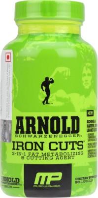 MusclePharm Iron Cut