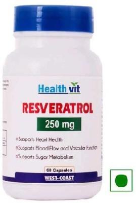 Healthvit Resveratrol 250 mg