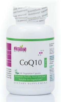 Zenith Nutrition CoQ10 - 60mg