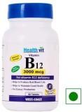 Healthvit Vitamin B12 Methylcobalmin 300...