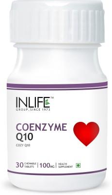 Inlife Coenzyme Q10, Fertility