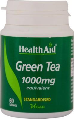 HealthAid Green Tea 1000mg (Equivalent)