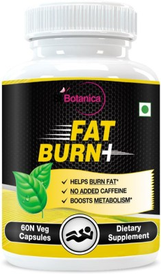 StBotanica Fat Burn+