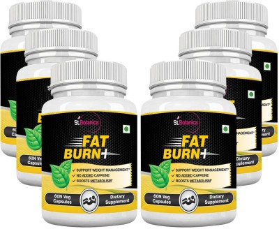StBotanica Fat Burn+ (Pack of 6)