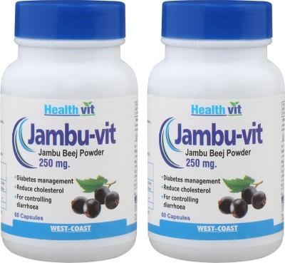 Healthvit Jambu-Vit (Pack of 2)