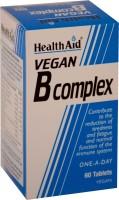 HealthAid Vegan B Complex(60 No)