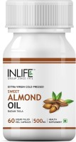 Inlife Liquid Filled Almond Oil for Pigmentation(60 No)