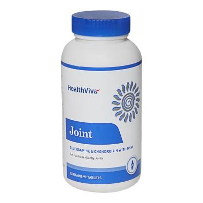 HealthViva Joint (Glucosamine & Chondroitin with MSM)