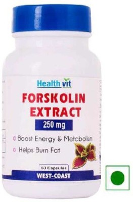 Healthvit Forskolin Extract 250 mg