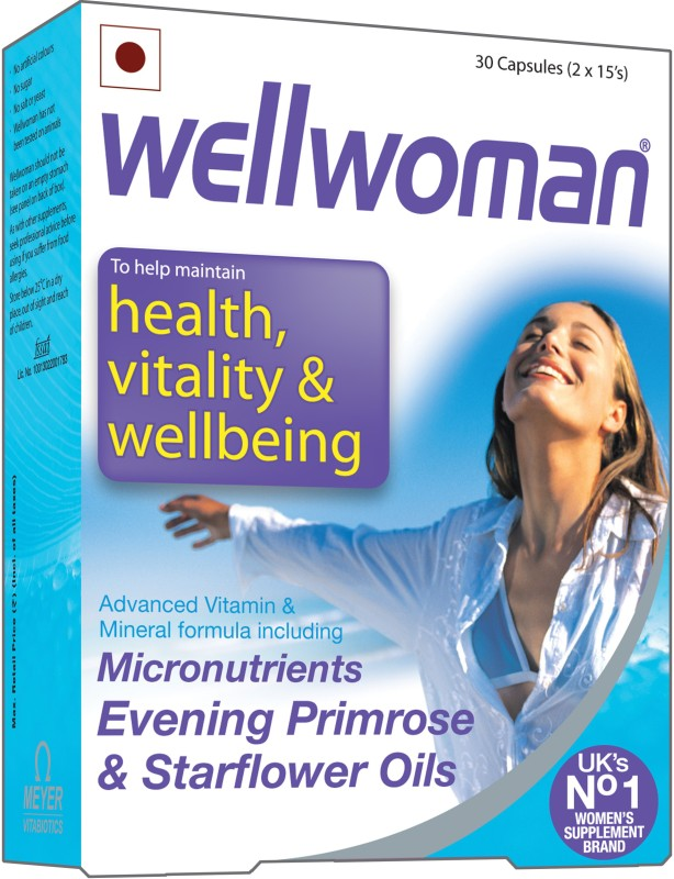 Wellwoman Multi Vitamin(30 No)