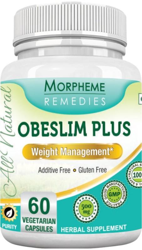 Morpheme Remedies Obeslim Plus 500 mg Multi Vitamin(60 No)